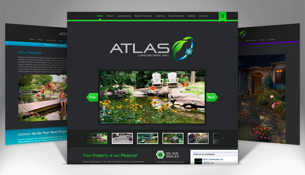 Atlas Landscape Inc.