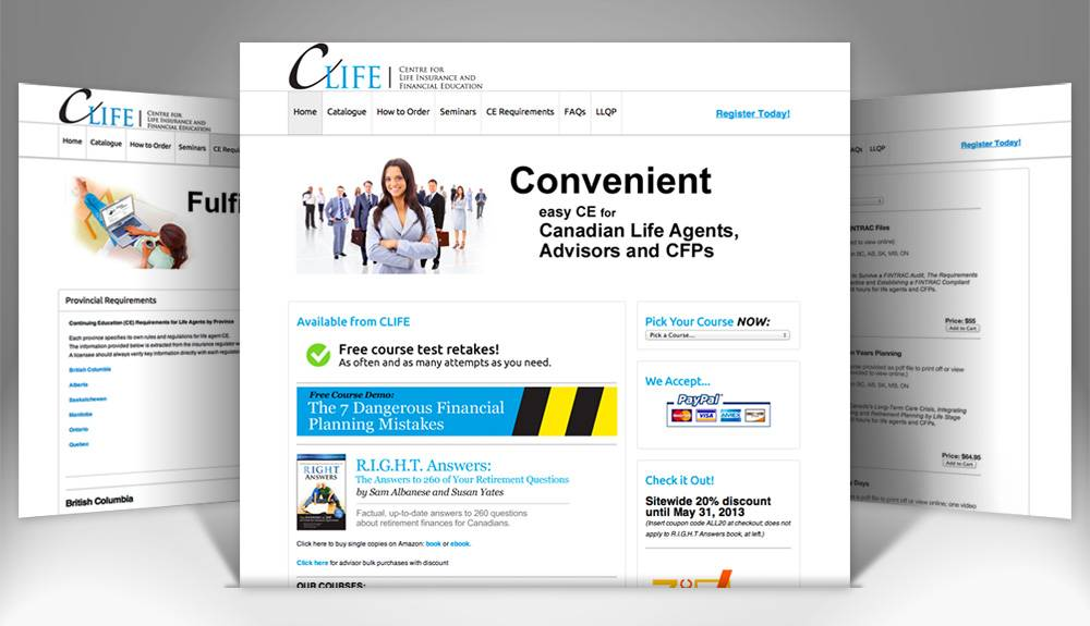 CLIFE - Centre for Life Insurance & Financial Education