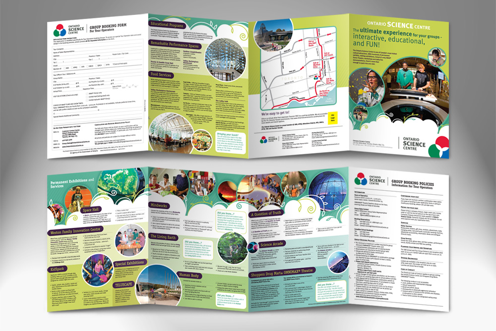 Graphic Design, Logo Design, Brochures, Business Cards - Newmarket